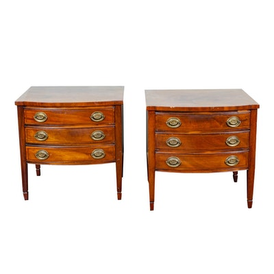 Louis XVI Style Matching Side Chests, Early to Mid 20th Century