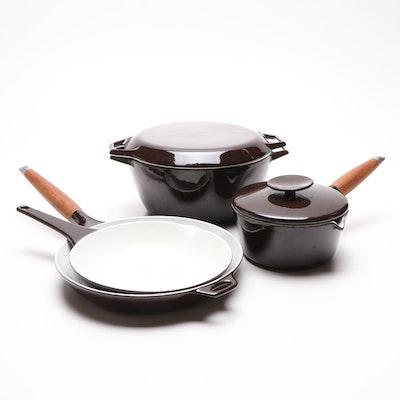 Copco Denmark Enamel and Cast Iron Cookware