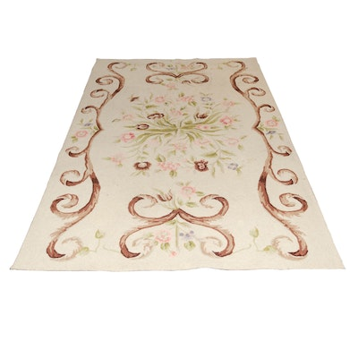 Hand Tufted Dash & Albert Victorian Style Wool Area Rug
