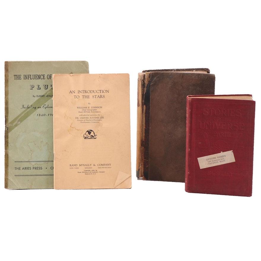 Vintage Astronomy Books