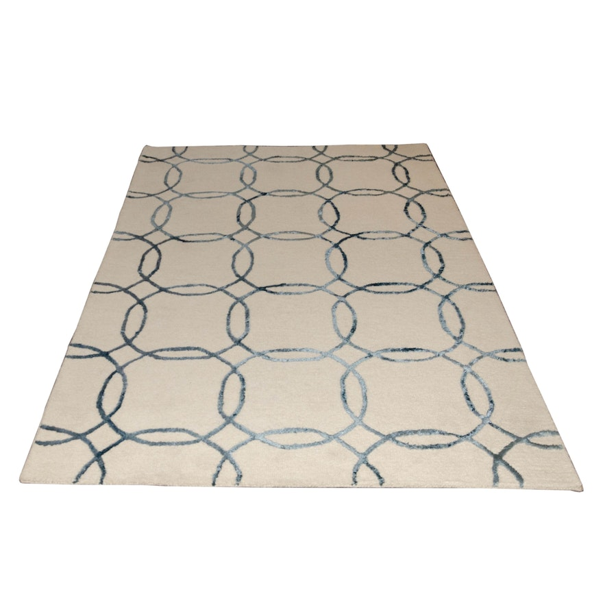 Hand Hooked Loloi Panache Collection Wool Rug