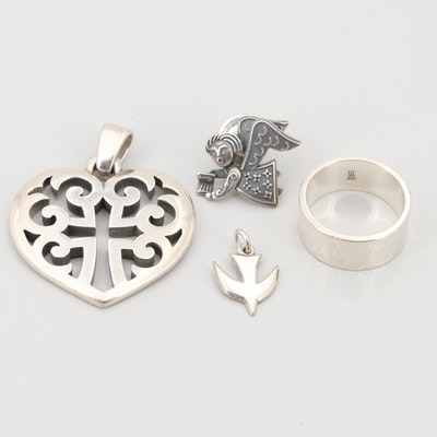 James Avery Sterling Silver Jewelry