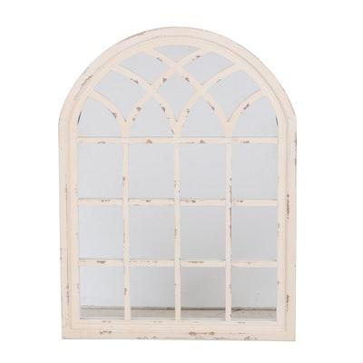 "Design House ""Sadie Arch"" Composite Mirror, Contemporary"