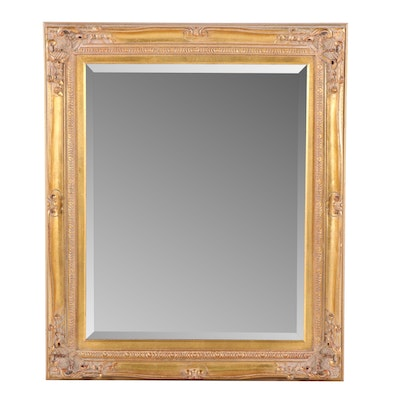 Entree Baroque Style Mirror, Contemporary