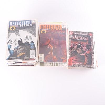 "Modern Age Batman ""Detective Comics"" Comic Books"