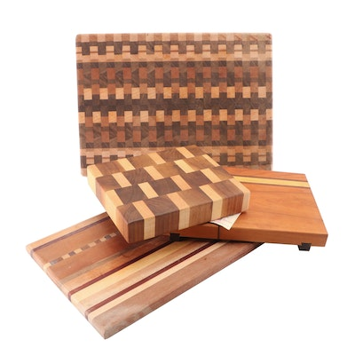 Processed Wood Cutting Boards and Butcher Block