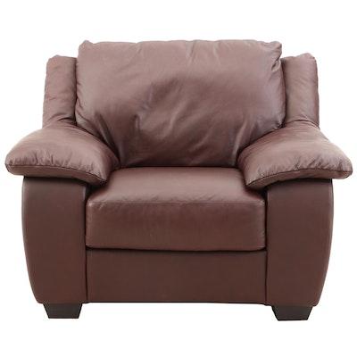 Italsofa Leather Armchair