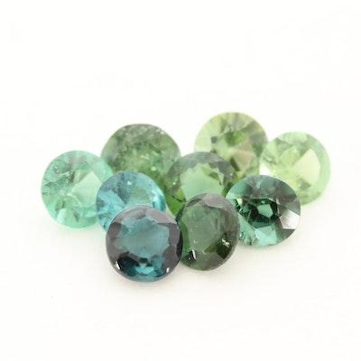 Loose 2.68 CTW Tourmaline Gemstones