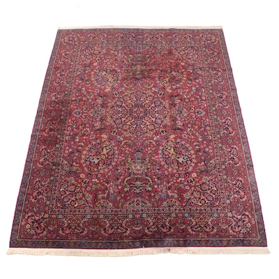 Power Loomed Indo-Persian Mehriban Wool Room Sized Rug