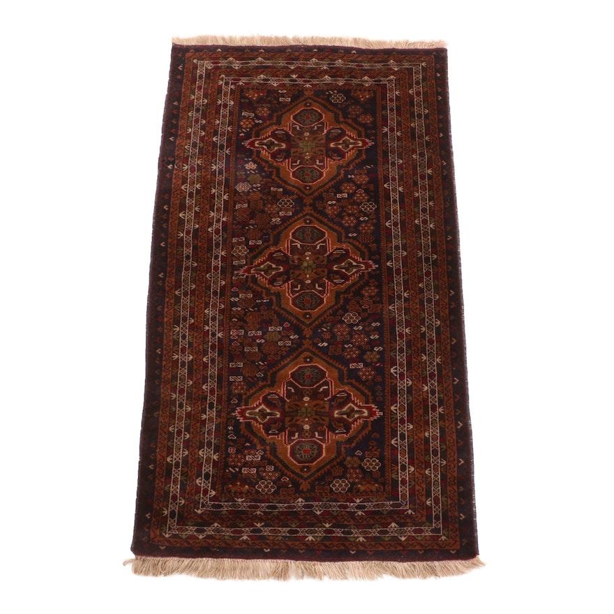 Hand-Knotted Bazaar Ahtamara Turkish Wool Rug