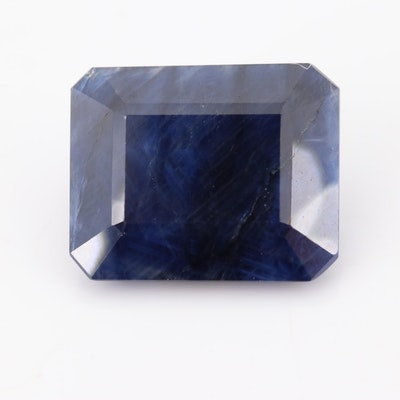 Loose 11.43 CT Sapphire