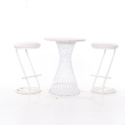 Mid Century Modern Contour Reclining Lounge Chair Ebth
