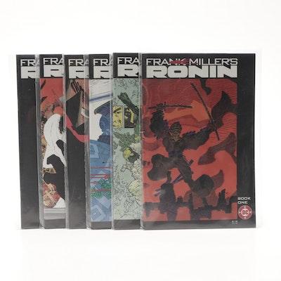 "1983 DC Comics ""Frank Miller's Ronin"" Complete Series"