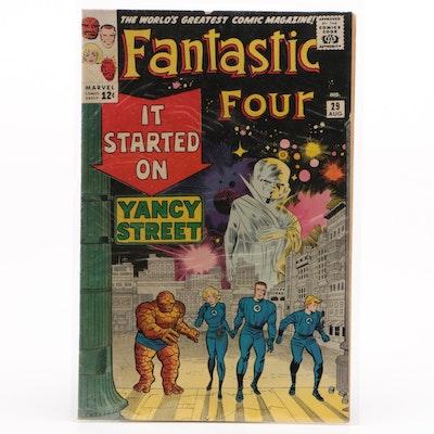 """1964 Marvel """"Fantastic Four"""" #29"""