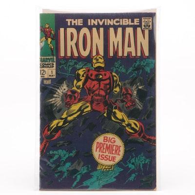 "1968 Marvel ""Iron Man"" Issue #1"