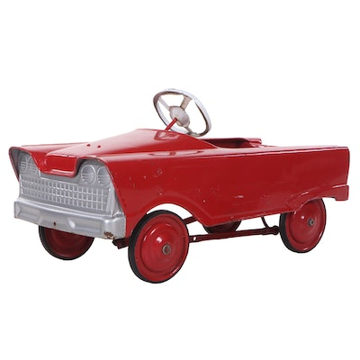 Murray Flat Face Pedal Car, 1950s - 1970s
