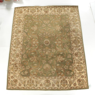Kingsley House Tufted Persian Style Wool Area Rug