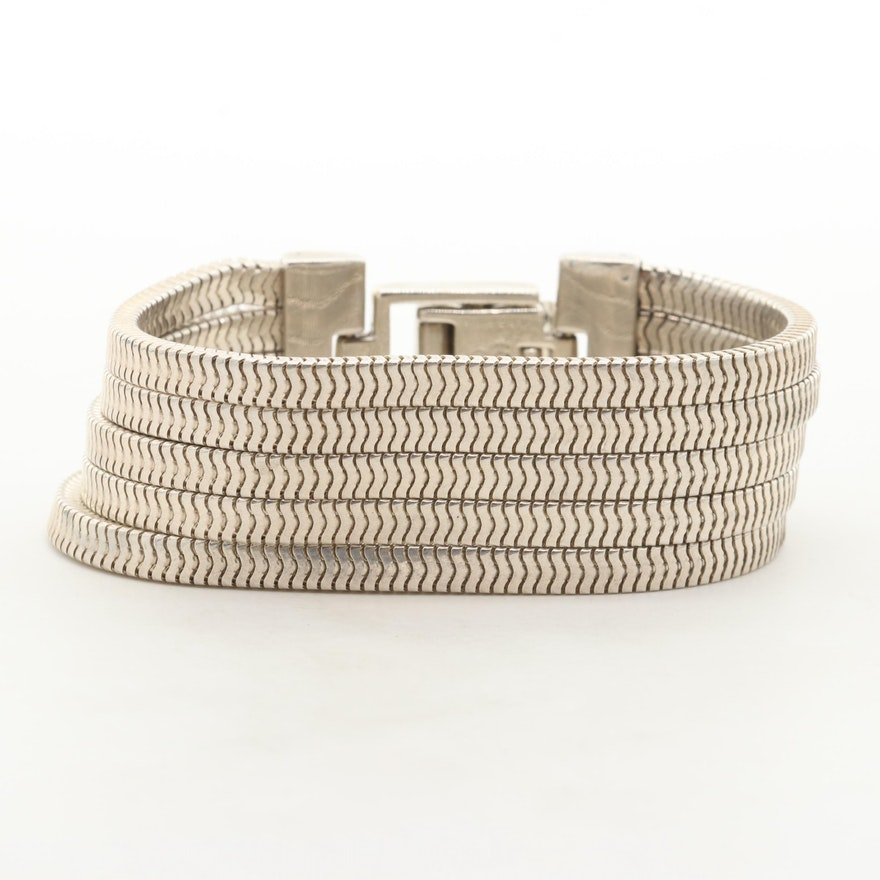 Ecclissi Sterling Silver Ecclissi Bracelet