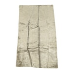 Hand-Knotted Indian Modern Bamboo Silk Long Rug