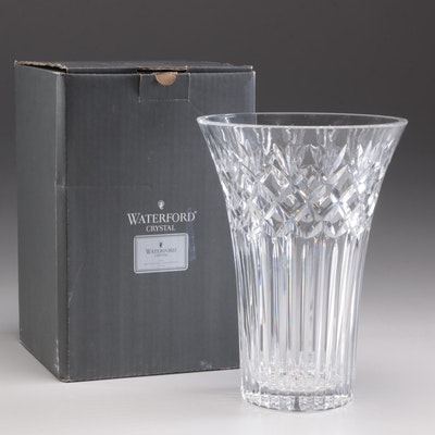 "Waterford Crystal ""Archive"" Ten Inch Vase"