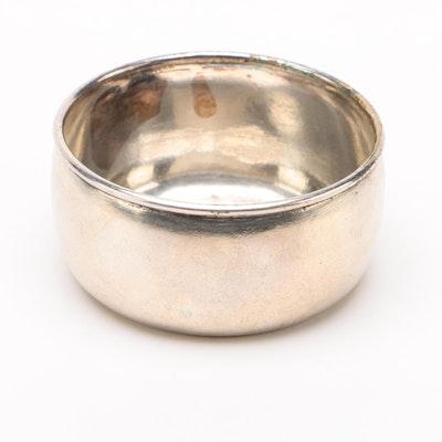 Gorham Silver Plate Open Salt Cellar, Vintage
