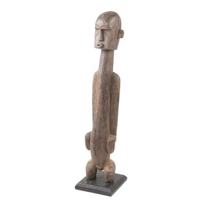 West African Wooden Figure