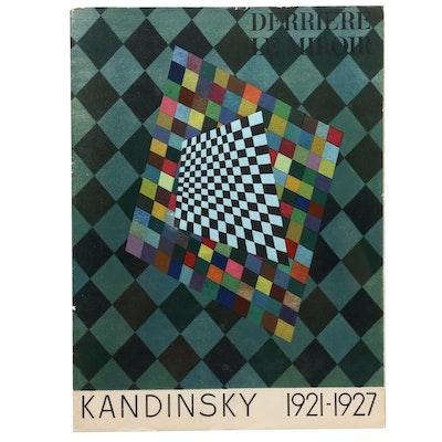 """Wassily Kandinsky Lithographs for """"Derrière le Miroir"""""""
