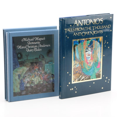 First Edition and Signed Limited Edition Illustrated Children's Books