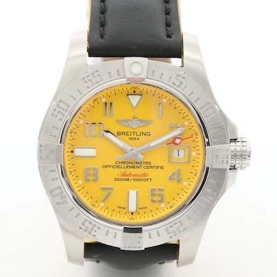 Breitling Avenger II Seawolf Automatic Wristwatch