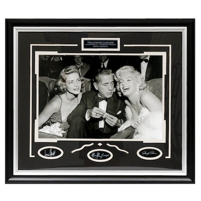 Hollywood Legends Photographic Print