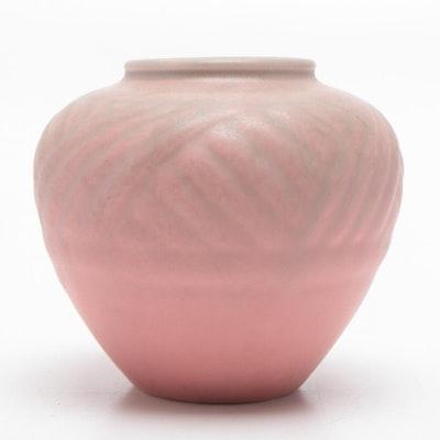 Rookwood Pottery Earthenware Vase, 1934