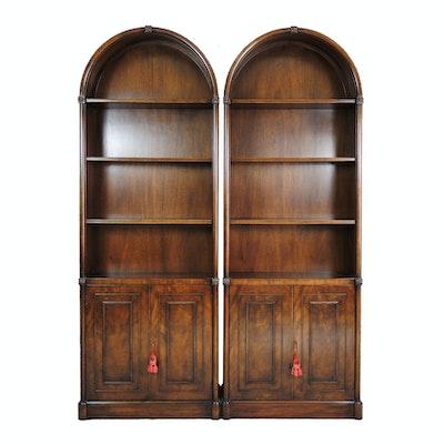 "Beacon Hill Mahogany ""Old Colony"" Bookcases, Mid to Late 20th Century"