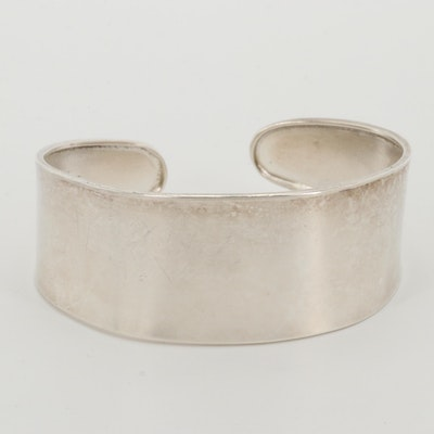 950 Silver Cuff Bracelet