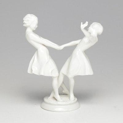 Lorenz Hutschenreuther German Porcelain Figurine