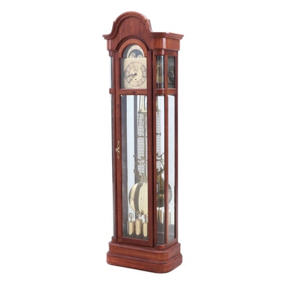 Ridgeway Grandfather Clock with Westminster Chime