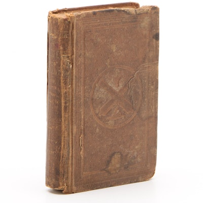 """1863 Fifth Edition """"The Hand-Book of Artillery"""" by Joseph Roberts"""