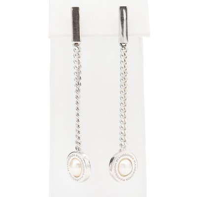 Pianegonda Sterling Silver Cultured Pearl Earrings