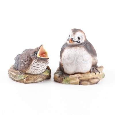 Boehm Bone Porcelain Bird Figurines