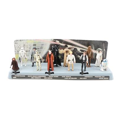 "Kenner ""Star Wars"" Figures Display, 1977"