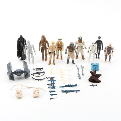 """Kenner """"Star Wars"""" Figures and Accessories"""