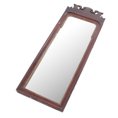 Gold Tone Ballard Designs Convex Starburst Mirror Ebth