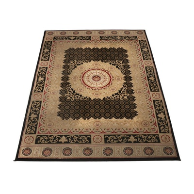 Power-Loomed Farish Orient Collection French Style Rug