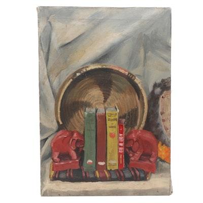 John Maercklein Still Life Oil Painting