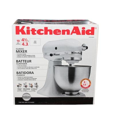 KitchenAid 4.5 Quart Classic Mixer