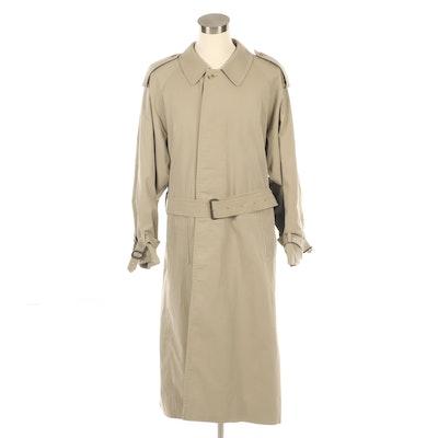 Men's Burberry of London Trench Coat