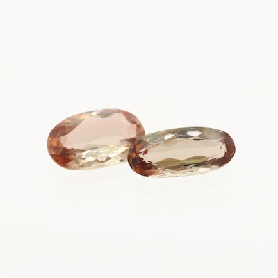 Loose 2.79 CTW Andalusite Gemstones