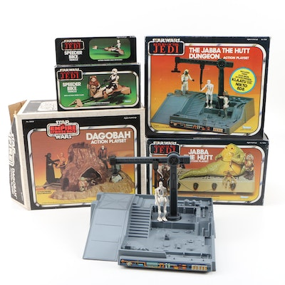 """Kenner """"Star Wars"""" Playsets, 1980s"""