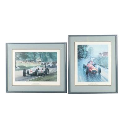 Graham Turner Grand Prix Giclees