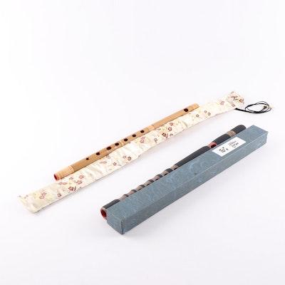 Chinese Dizi Flutes