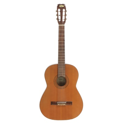 Continetal Drifter DC 310 Spruce and Mahogany Acoustic Guitar, 1970s